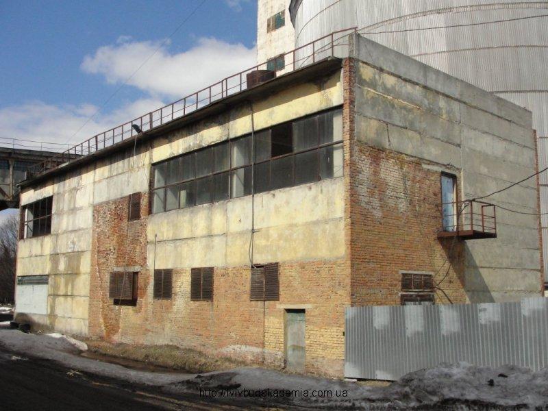 Додаткова будівля до відновлення