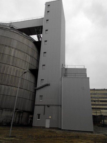 Вежа після відновлення